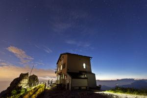 ESC - Un tramonto... dal Rosalba @ Pian dei Resinelli ( LC )