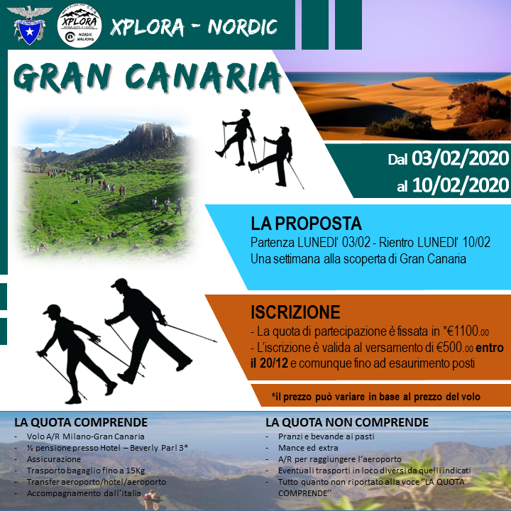 TOUR - Gran Canaria @ Gran Canaria
