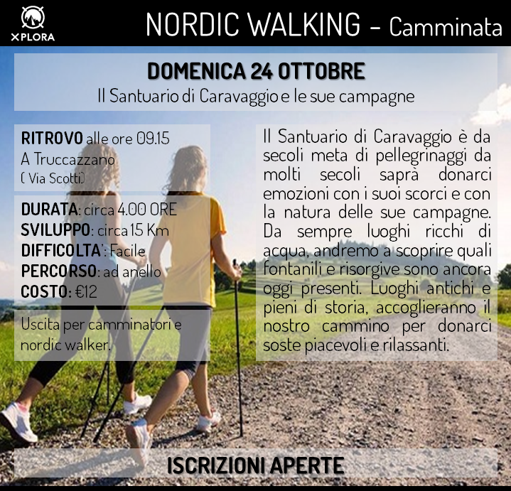 NW - Truccazzano, la sua natura e la sua storia @ Caravaggio